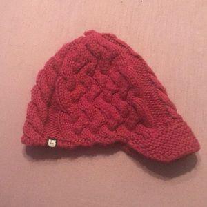 Vintage Burton Ball Cap Style Knit Toque